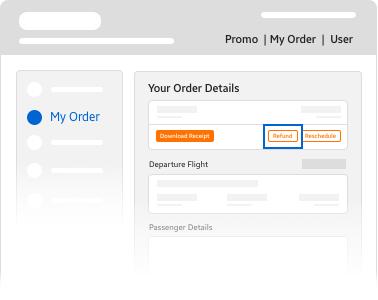 How To Refund Flight Ticket Easily Tiket Com