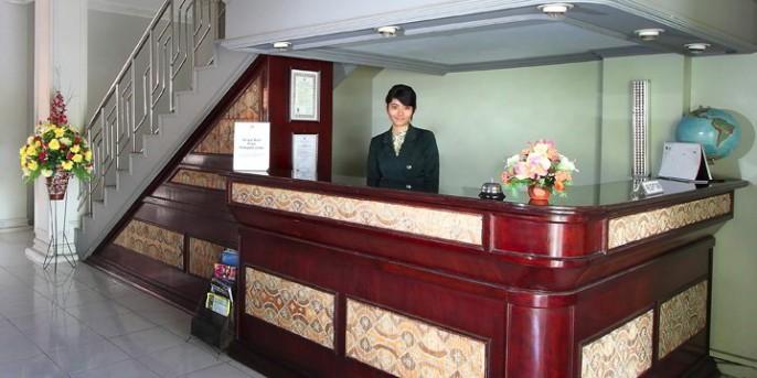 Griya Asri Hotel Reception