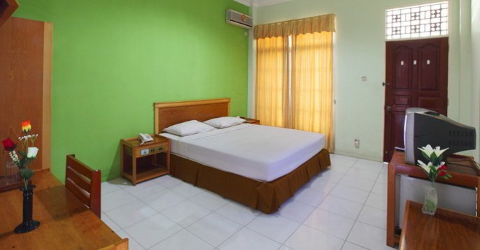 Griya Asri Hotel Guest Room