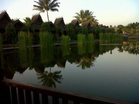 Banyu Alam Resort  Hotel View