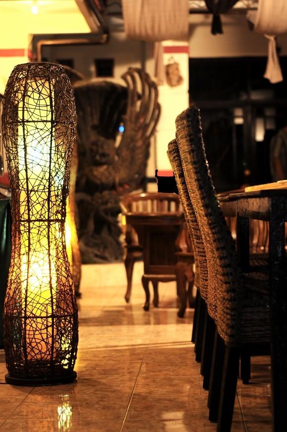 Bali Indah Hotel Bandung Interior