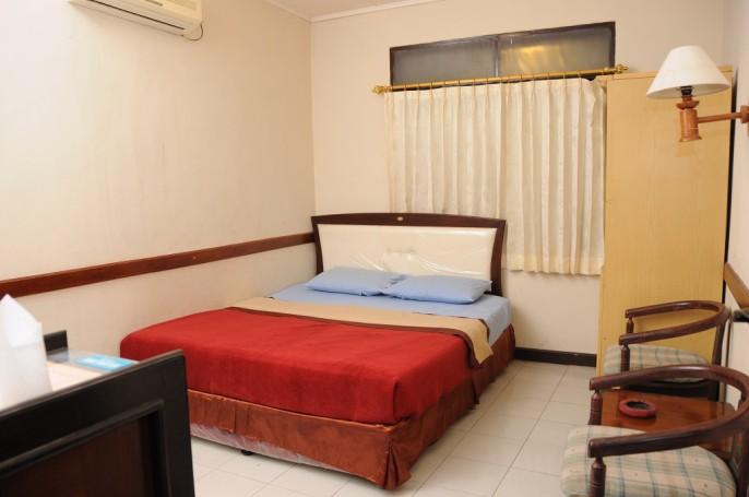 Bali Indah Hotel Bandung Guest Room
