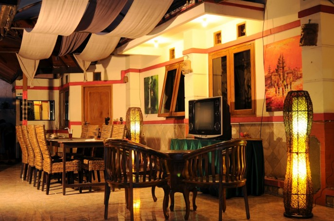 Bali Indah Hotel Bandung Coffee Shop