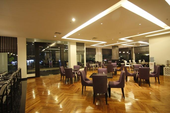 Diradja Hotel Restaurant