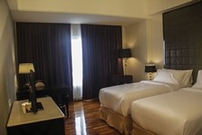 Diradja Hotel Guest Room