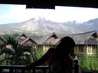 Banyu Alam Resort  Hotel Balcony