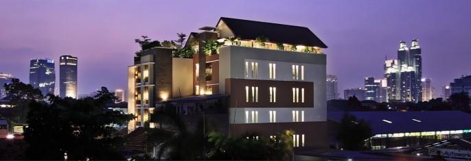Rasuna Icon Jakarta Exterior