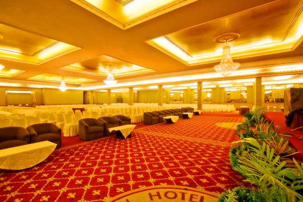Danau Toba International Hotel Ballroom