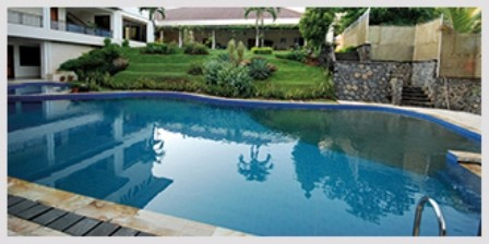 GDW Hotel & Cottage Swimming Pool