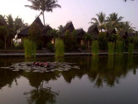Banyu Alam Resort  Hotel Surrounding