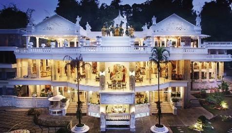 Grand Paradise Hotel Exterior