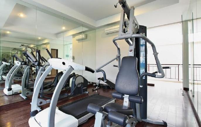 Rasuna Icon Jakarta Fitness Room