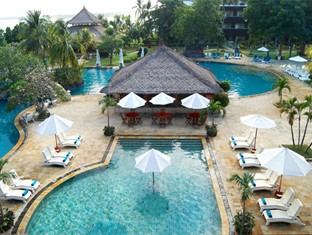 Discovery Kartika Plaza Hotel Swimming Pool