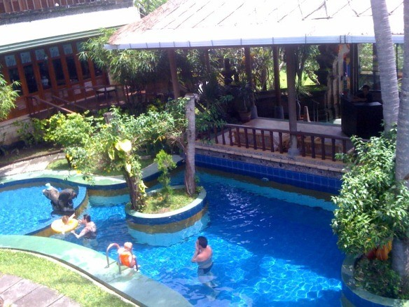 Apartment Pemandangan Laut (Seaview Apartment) Swimming Pool