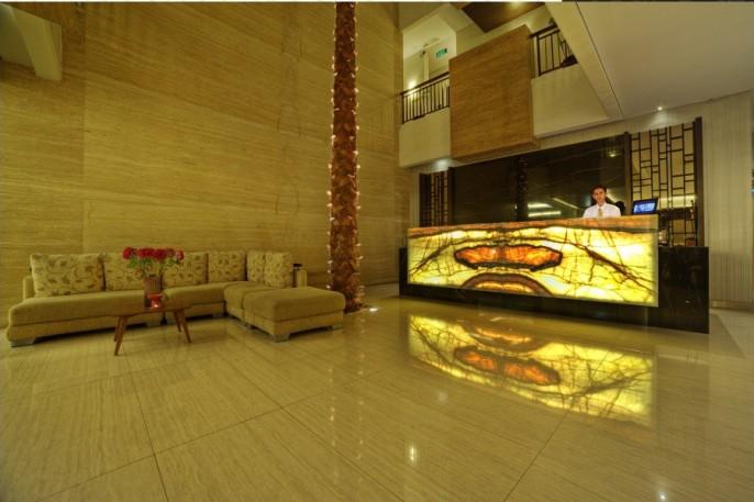 Rasuna Icon Jakarta Lobby