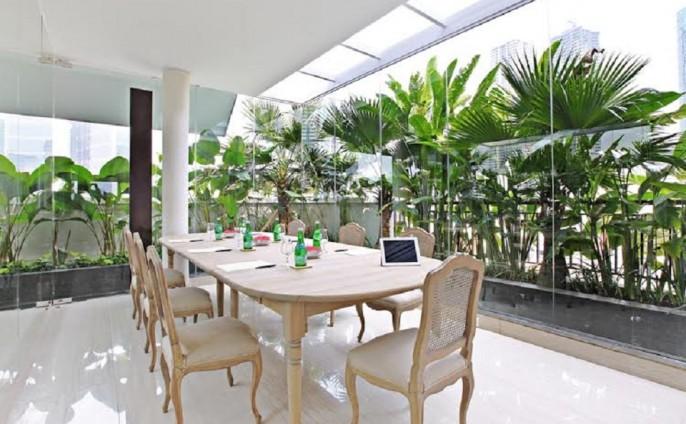 Rasuna Icon Jakarta Meeting Room
