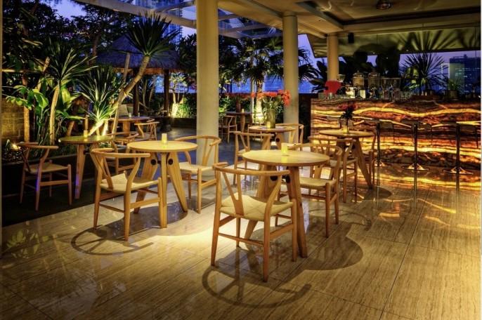 Rasuna Icon Jakarta Lounge