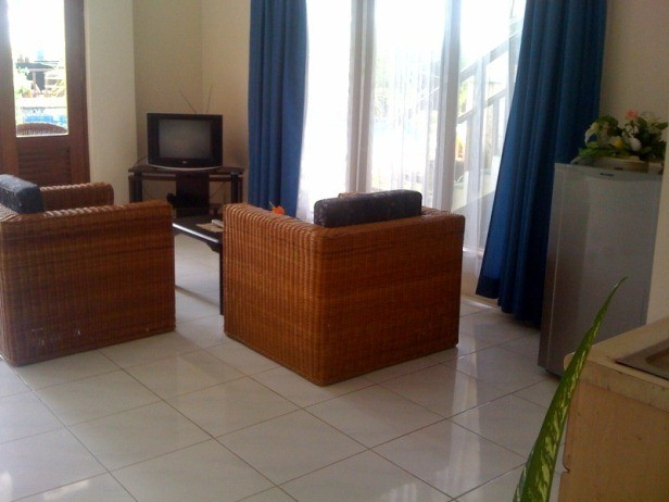 Sanur Seaview Hotel Living Room