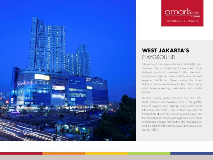 Amaris Hotel Seasons City Local Attraction