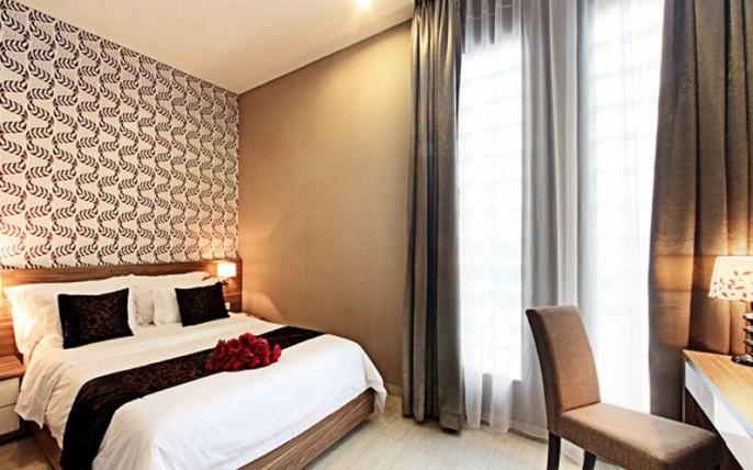Rasuna Icon Jakarta Guest Room