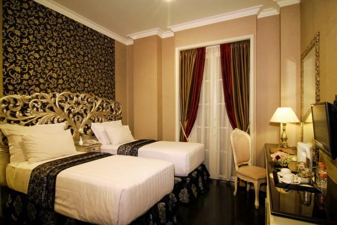 GH Universal Bandung Guest Room