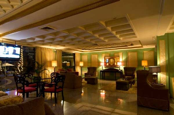 Danau Toba International Hotel Interior